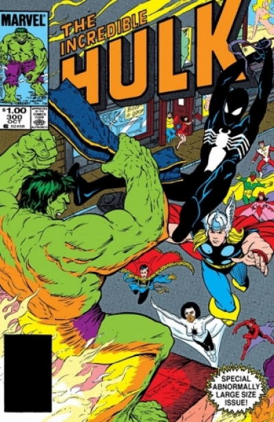 Incredible Hulk vol 2 # 300