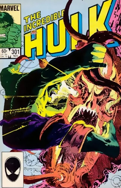 Incredible Hulk vol 2 # 301