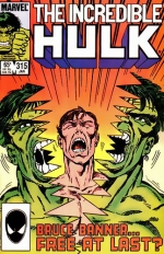Incredible Hulk vol 2 # 315