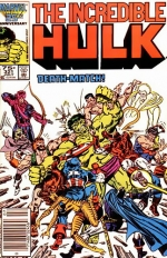 Incredible Hulk vol 2 # 321
