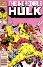 Incredible Hulk vol 2 # 322
