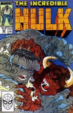 Incredible Hulk vol 2 # 341