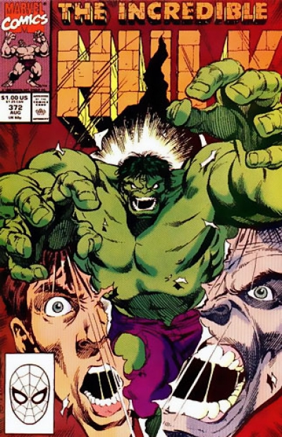 Incredible Hulk vol 2 # 372