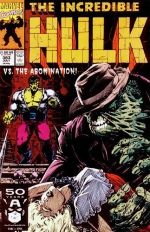 Incredible Hulk vol 2 # 383