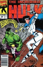 Incredible Hulk vol 2 # 386