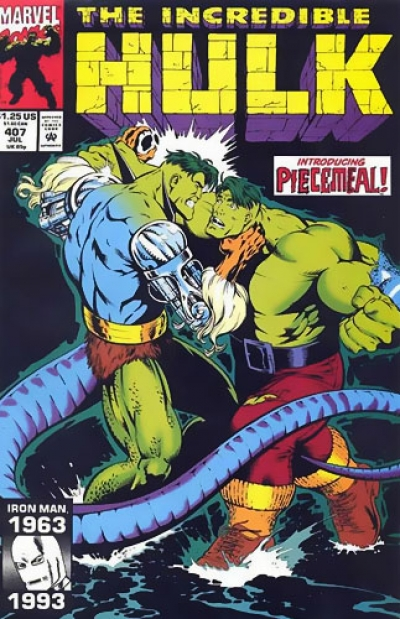 Incredible Hulk vol 2 # 407