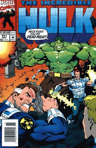 Incredible Hulk vol 2 # 411
