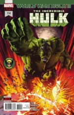 Incredible Hulk vol 2 # 714