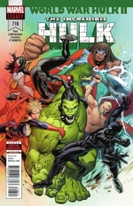 Incredible Hulk vol 2 # 716