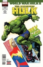 Incredible Hulk vol 2 # 717