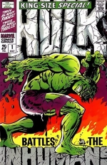 Incredible Hulk Annual # 1