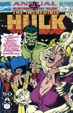 Incredible Hulk Annual # 17