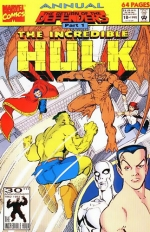 Incredible Hulk Annual # 18