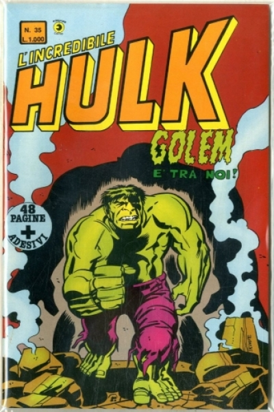 Incredibile Hulk # 35