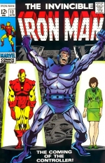 Iron Man vol 1 # 12