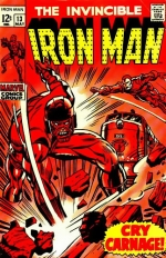 Iron Man vol 1 # 13