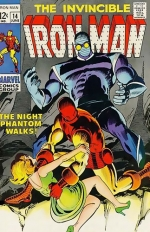 Iron Man vol 1 # 14