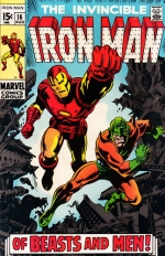 Iron Man vol 1 # 16