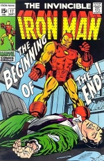 Iron Man vol 1 # 17