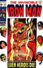 Iron Man vol 1 # 18