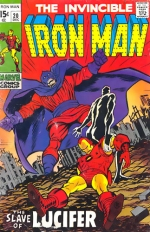 Iron Man vol 1 # 20