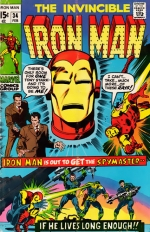 Iron Man vol 1 # 34