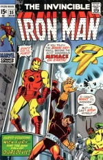 Iron Man vol 1 # 35