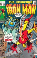 Iron Man vol 1 # 36