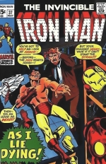 Iron Man vol 1 # 37