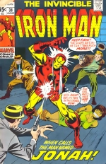 Iron Man vol 1 # 38
