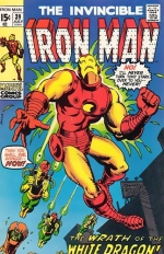 Iron Man vol 1 # 39