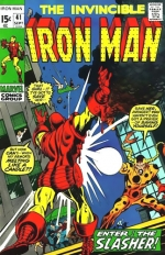 Iron Man vol 1 # 41