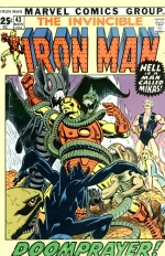 Iron Man vol 1 # 43