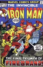 Iron Man vol 1 # 59