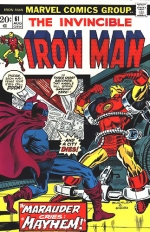 Iron Man vol 1 # 61