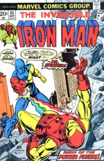 Iron Man vol 1 # 63