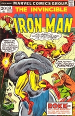 Iron Man vol 1 # 64