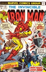 Iron Man vol 1 # 65