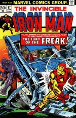 Iron Man vol 1 # 67
