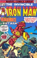 Iron Man vol 1 # 78