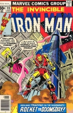 Iron Man vol 1 # 99