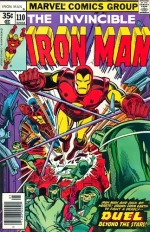 Iron Man vol 1 # 110