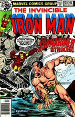 Iron Man vol 1 # 120