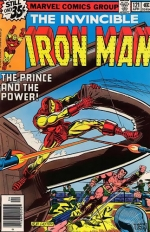 Iron Man vol 1 # 121