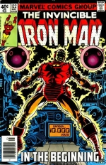 Iron Man vol 1 # 122