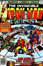 Iron Man vol 1 # 123