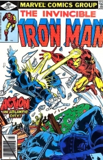 Iron Man vol 1 # 124