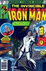 Iron Man vol 1 # 125
