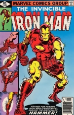 Iron Man vol 1 # 126