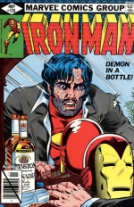 Iron Man vol 1 # 128